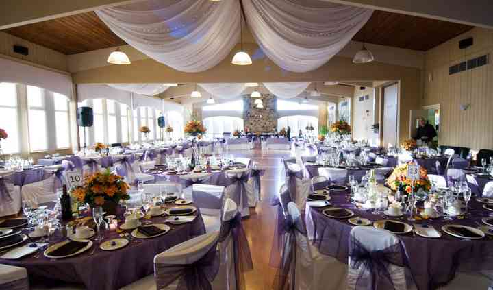 Bolton, Ontario wedding reception