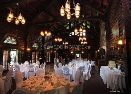 quebec wedding cabin