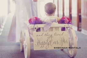 Shekinah Wedding Wagon Rentals