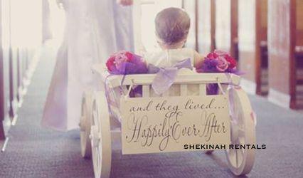 Shekinah Wedding Wagon Rentals