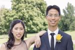 Simple Asian Bridesmaid Makeup