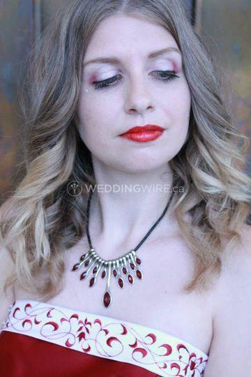 Photo 3 Of 9 Glitter Gore Makeup Artistry - Gore-makeup