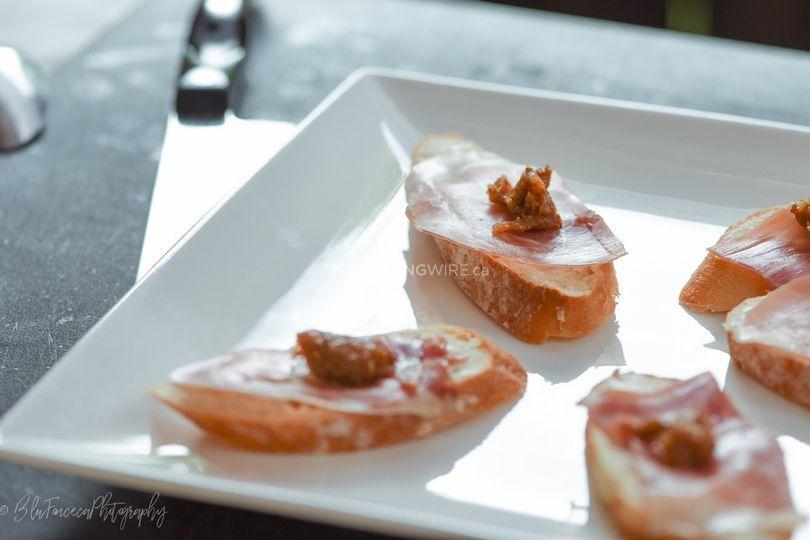 Prosciutto Fig Marmalade