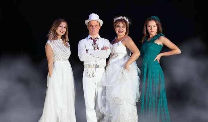 Vladislav Zolotarev- Circus Musical Show