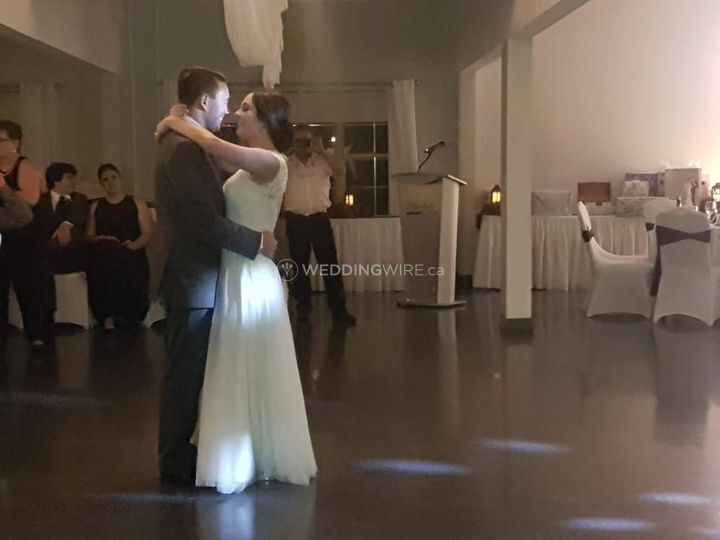 Groom/Bride 1st Dance