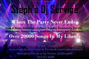 Steph's Dj Service