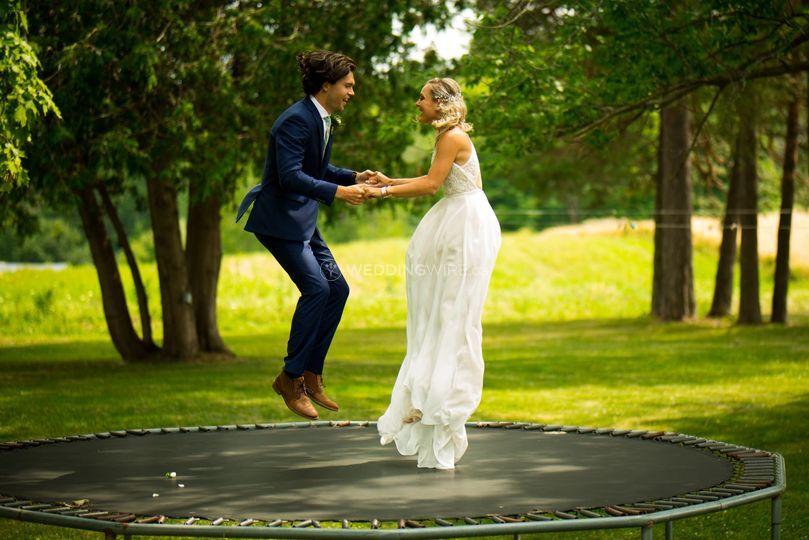 Toronto Fun Wedding