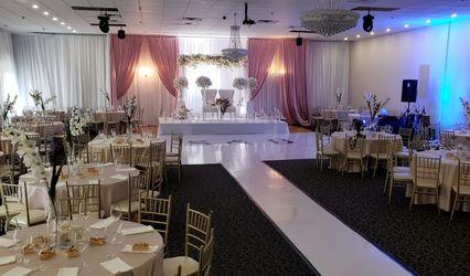 Casa Ricca Banquet Hall 1