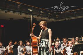 Cellist Kendra Grittani