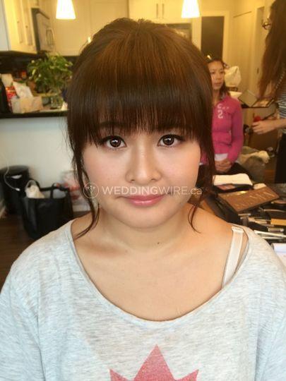 Dream Wedding Makeup & Hair