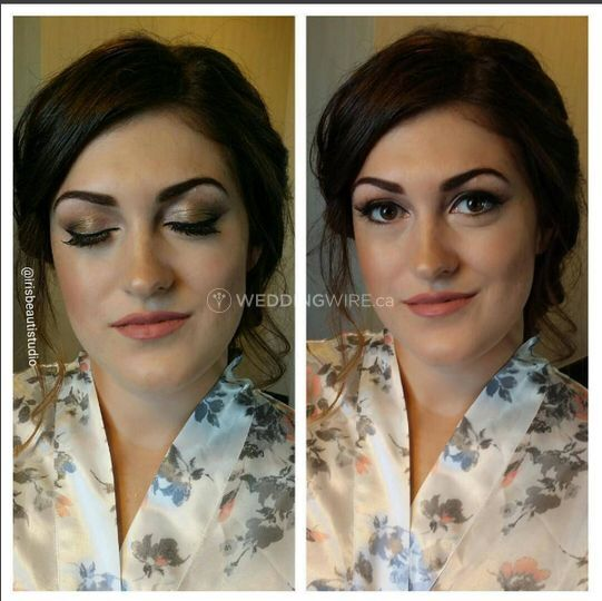 Prom Client Makeup