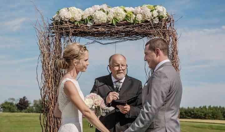 Winery Wedding Ontario