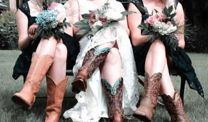 Country Chic Wedding Designs 1