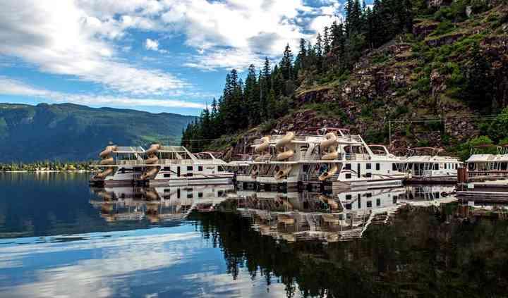 Waterway Houseboats