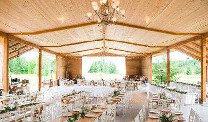 Rustic Wedding - High Country Tree Farm
