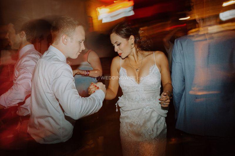 Calgary Wedding DJ by Esther
