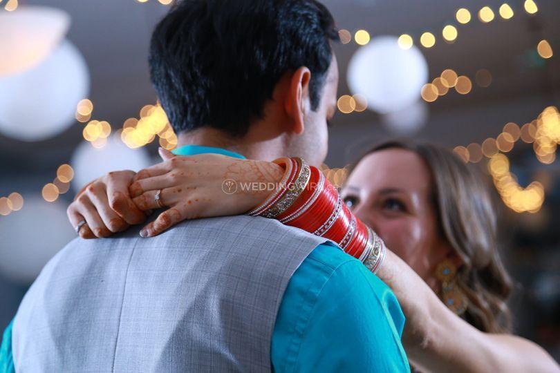 Wedding at Crestmont Community