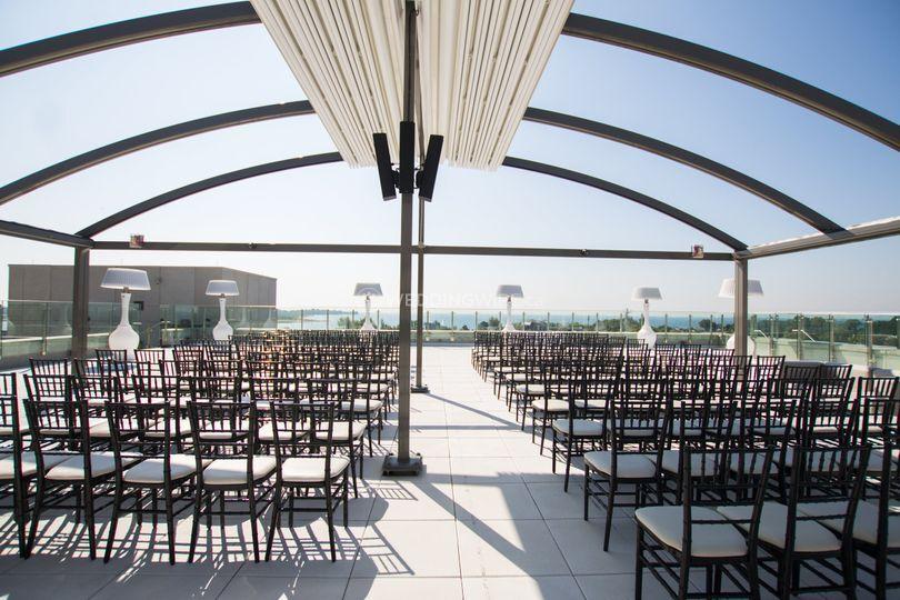 Hotel X Toronto Venue Toronto Weddingwire Ca