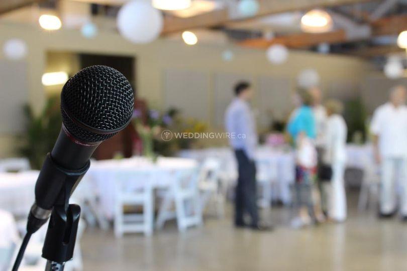 Free microphones