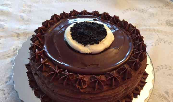 Bavarian Torte