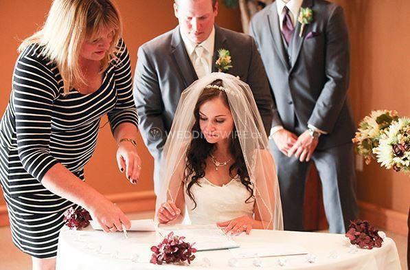 Marriage Commissioner - Marla Merasty