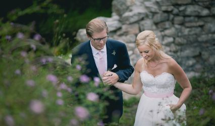 The wedding of Emily and Sean