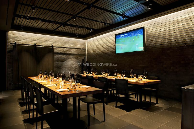 JOEY Eaton Centre Private Events Best Private Dining Rooms Toronto Decor