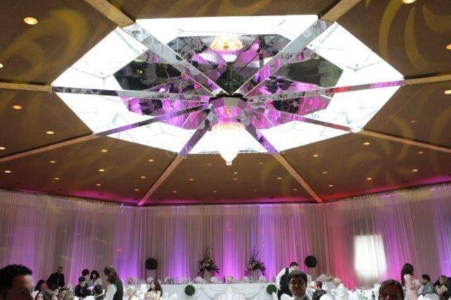 Montreal wedding reception