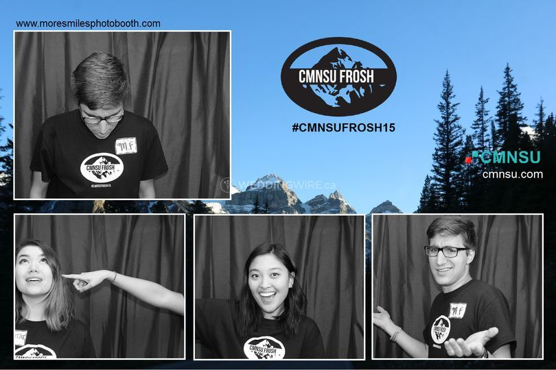 More Smiles Photobooth