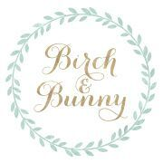 Birch and Bunny Logo