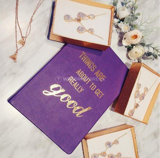 Bridesmaids Gifts!