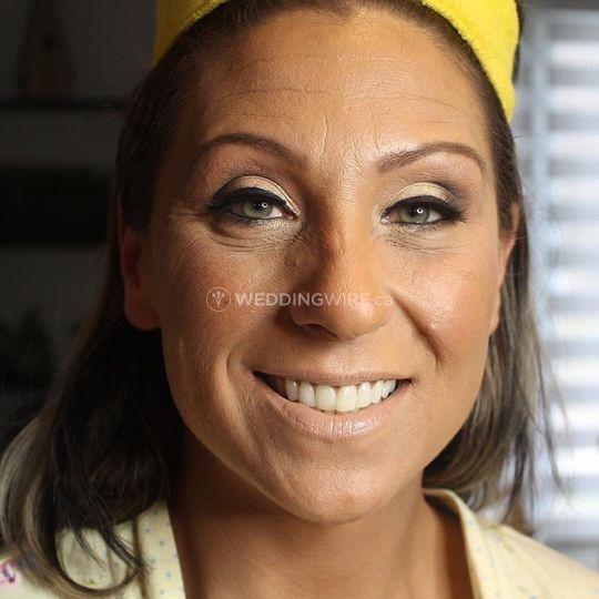 2018 bridal makeup