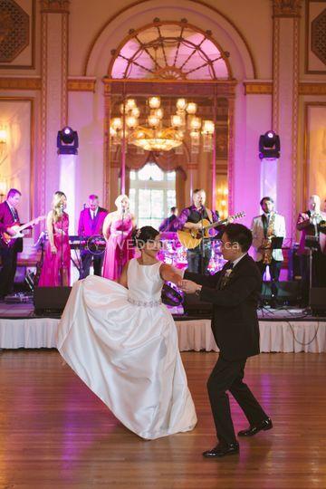 Wedding Band Vancouver