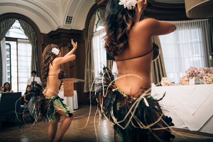 ARA Polynesian Dancers