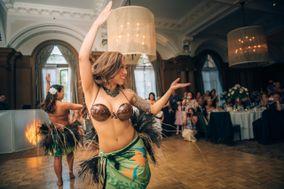 Pacifica Polyneisan Dancers