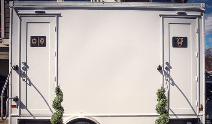 The Lux Loo - Luxury Mobile Restrooms 1