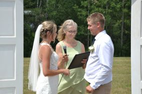 Valerie Russell  - Humanist Officiant
