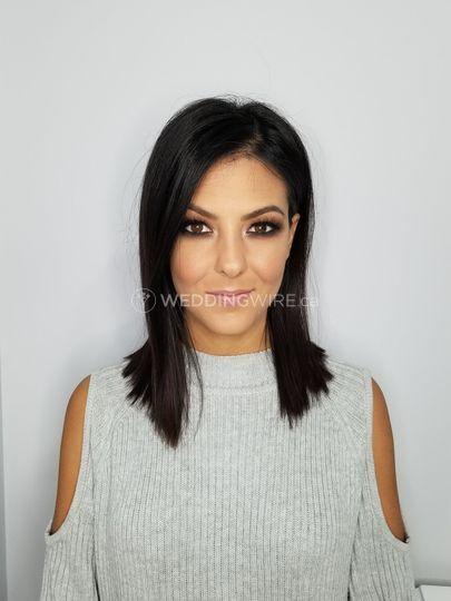 Portrait Makeup