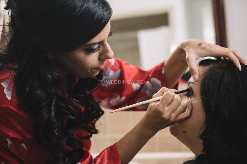 Semblance Makeup