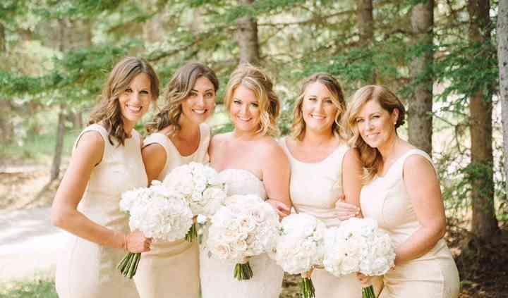 Bridesmaids Makeup