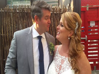 Jessica & Aaron's wedding