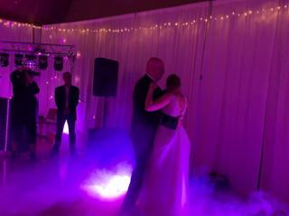 Low level fog wedding 2