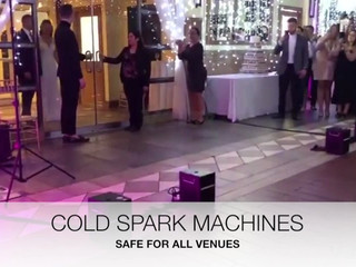Cold spark video
