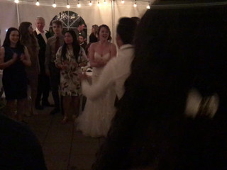 Rowena's wedding 2018 live