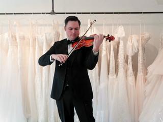 """I Won't Give Up"" (Jason Mraz) Darcy Stamp Violin"
