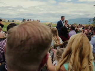 Predator Ridge wedding video