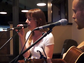 """Don't Know Why"" Norah Jones cover by An&Ben"