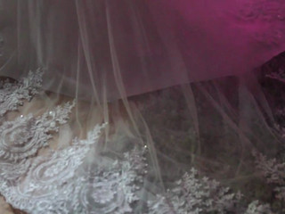Tea lace a wedding video