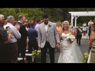Nicole & Trevor's Hatfield Farm wedding