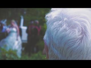 Morgan & Moose's Hatfield Farm wedding